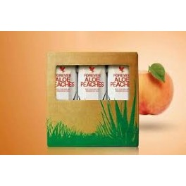 TRIPAK ALOE PEACHES  3 BOTELLAS 1 LITRO
